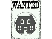 HOUSE OR APARTMENT WANTED FOR IMMEDIATE RENTAL