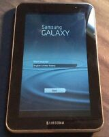 Tablette SAMSUNG GALAXY 8GB