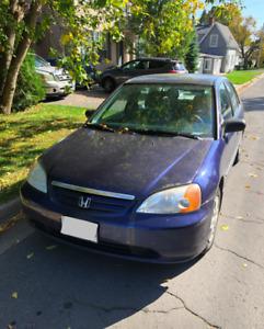 2003 Honda Civic **REDUCED**