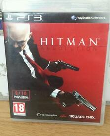 Hitman Absolution Game for PS3