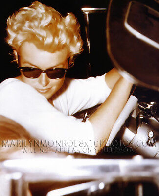 Marilyn Monroe Moments Intime Series   Rare Original Limited Edition Photo Mm325
