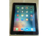 Ipad 4 32 gb wifi and cellular Locked to Vodafone