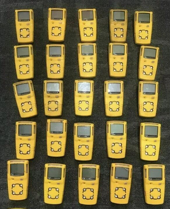 BW GasAlert MicroClip XL Multi gas Monitor Detector Meter H2S,LEL,CO,O2