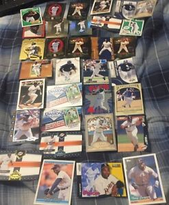 34 Tony Gwynn Baseball Cards - Some Real Nice Ones