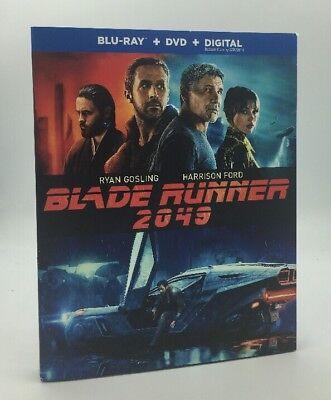 Blade Runner 2049  Blu Ray Dvd Digital  2018  2 Disc Set  New W  Slipcover