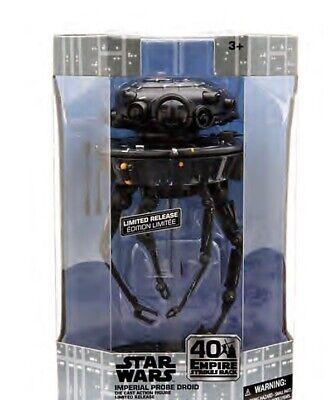Star Wars Imperial Probe Droid Elite Series Die-Cast Action Figure