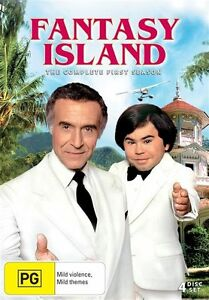 Fantasy Island : Season 1 : NEW DVD