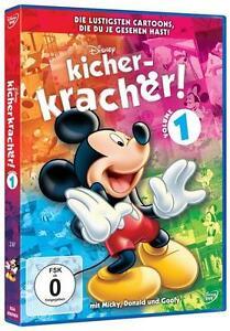 Disney Kicher-Kracher Vol.1  NEU OVP