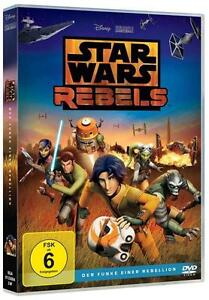 Star Wars Rebels - Der Funke einer Rebellion (DVD, 2014) NEU + OVP