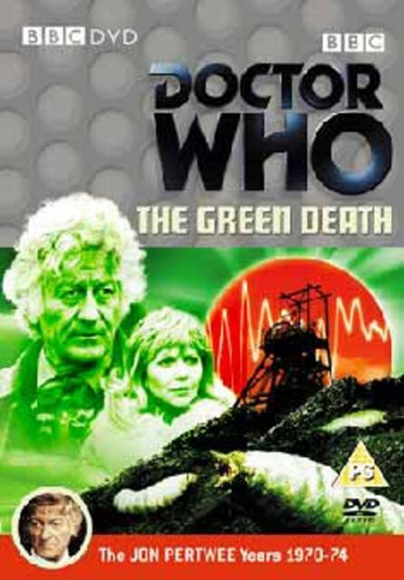 Doctor Who The Green Death (Jon Pertwee) New DVD R4
