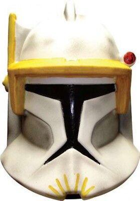 Commander Cody Costumes (Star Wars Costumes Commander Cody 1/2 Helmet Costume Accessory)