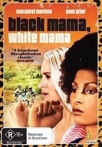 Black Mama, White Mama (DVD, 2012) R4 BRAND NEW SEALED - FREE POST!