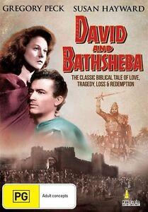 David And Bathsheba (DVD, 2012)