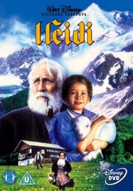 Heidi (Disney Jane Seymour Jason Robards) New DVD R4
