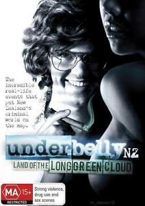 Underbelly New Zealand NZ: LAND OF THE LONG GREEN CLOUD : NEW DVD
