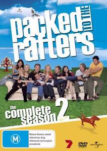 PACKED TO THE RAFTERS Season 2 : NEW DVD