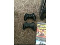 Ps3 320gb 2 controller's