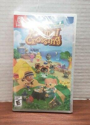 Animal Crossing: New Horizons  Nintendo Switch -FREE shipping!