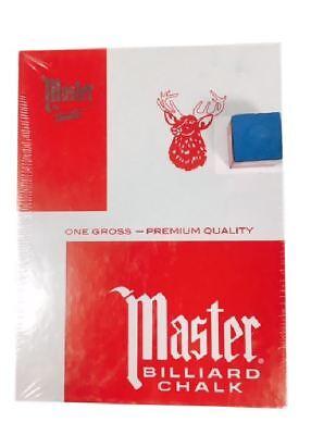 SKY BLUE CHALK, Master Brand - 1 Gross, 144 - Sky Blue Color