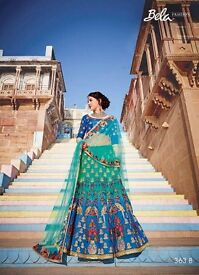 Sharanya Heavy Work Wedding Wear Lehenga Choli