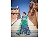 Sharanya Heavy Work Wedding Wear Lehenga Choli