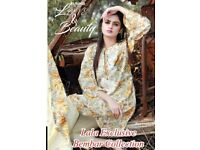 LALA EXCLUSIVE BEMBER CHIFFON EMBROIDERED COLLECTION 2018