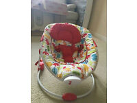BABY BOUNCER with melody & vibrations