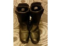 New spada motorcycle boots size 11