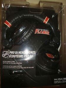 Licensed NHL Pro DJ Headphones (2 Teams Avail) Kitchener / Waterloo Kitchener Area image 5