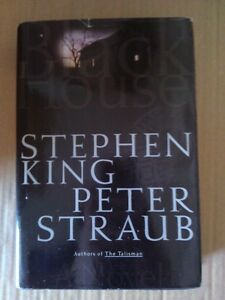 Black House Horror Novel by Stephen King and Peter Straub