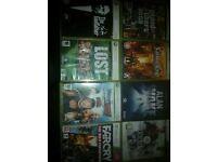 8 Xbox 360 Games