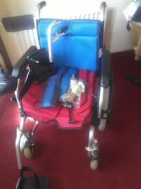 Electric wheelchair free delivery within 10 miles