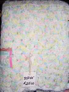 HANDCRAFTED  BABY BLANKETS & THROWS