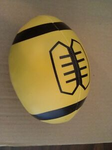 Brand new yellow soft football London Ontario image 1