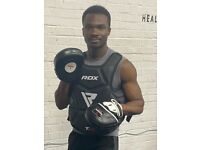 Qualified Personal Trainer - Gym Studio in Hackney - Boxing/Kickboxing/Cardio - BoxKBoxFitnessClub