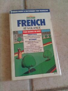 French at a Glance Book