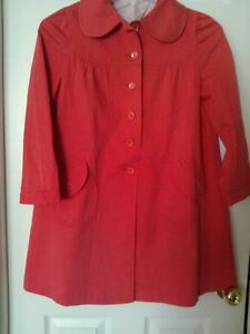 Women's red coat jacket Size Medium London Ontario image 1