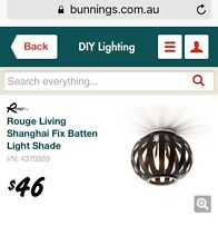 Bunnings Light shade Oaklands Park Marion Area Preview