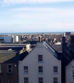 FOR RENT Unique 1 Bedroom Flat with Rooftop skyline sea views Montrose Angus