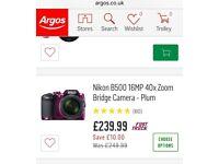 Brand new camera, still in box!