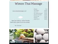 Thai massage Jesmond