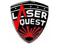 Exciting full time Shift Runner opportunities at Laser Quest Swindon