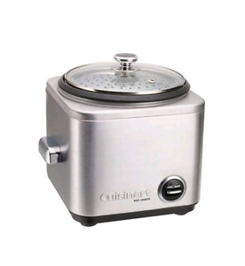 Cuisinart 7-cup rice cooker  New