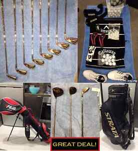 Golf Clubs + A whole bunch of free stuff! South Melbourne Port Phillip Preview
