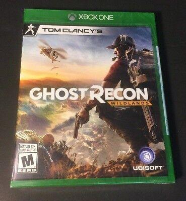 Tom Clancys Ghost Recon   Wildlands    Xbox One  New