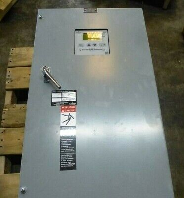 Asco Transfer Switch 30 Amp 480 Volt D03atsa30030ngxc W2