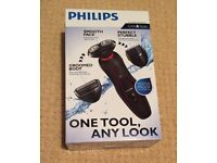 Phillips Click & Style Shaver