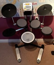 Roland Hd-3 V Drums Electronic Drums Music Instruments