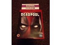 Deadpool UV code