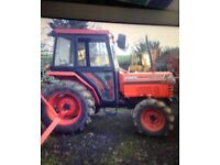 Kubota 2850 Tractor 4 W.D.